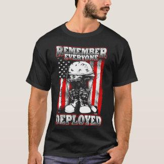Camiseta 10tshirts.com RF2 recorda todos distribuído