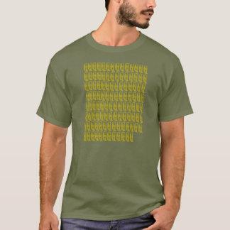 Camiseta 110 cartuchos