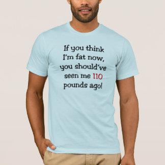 Camiseta 110 libras há