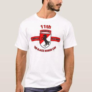"""Camiseta 11o REGIMENTO de CAVALARIA BLINDADA do """"CAVALO CAV"""