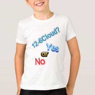 Camiseta 12-6 nuvem, sim ou não?