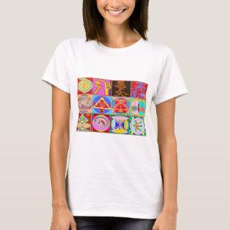 Camiseta 12 designs curas de Reiki n Karuna Reiki