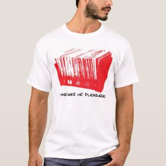 Camiseta 12 polegadas do prazer