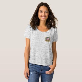 Camiseta 135th O t-shirt das mulheres do aniversário