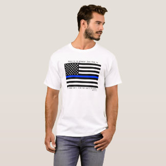 Camiseta 13:15 de John - Blue Line fino