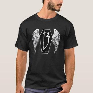 Camiseta 13 caixões