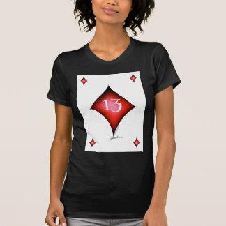 Camiseta 13 dos diamantes