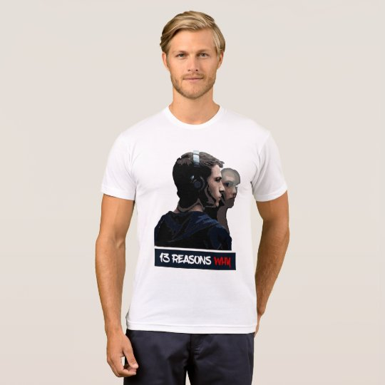 CAMISETA 13 REASONS