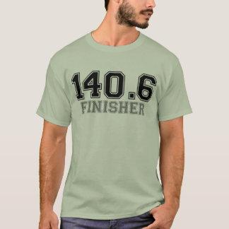 Camiseta 140,6 T da estação de acabamento