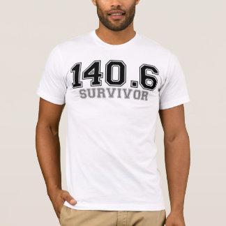 Camiseta 140,6 T do sobrevivente