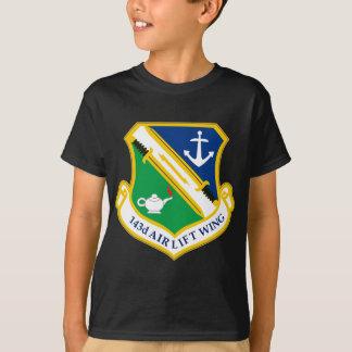 Camiseta 143rd Asa do transporte aéreo
