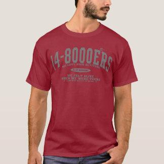 Camiseta 14-8000ers