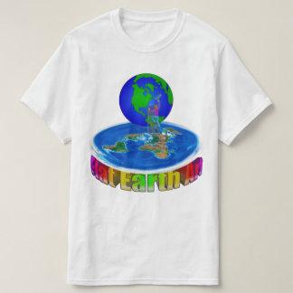 Camiseta $14,95 Arte de terra lisa original do pintor