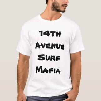 Camiseta 14o surf da avenida