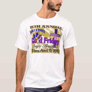 Camiseta 15o Sexta-feira Santa anual de G2W