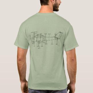 Camiseta 172 estações