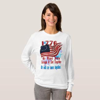 Camiseta 1776-We viram muito junto