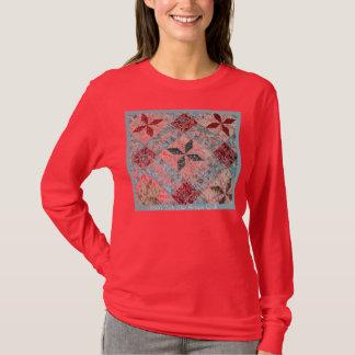 Camiseta 1800sq, edredão da antiguidade da estrela de Toile