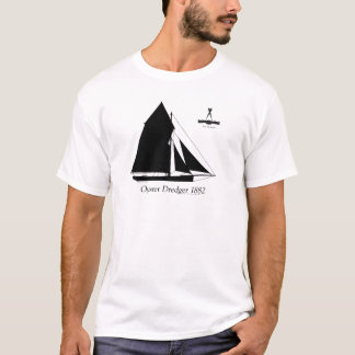 Camiseta 1882 draga da ostra - fernandes tony