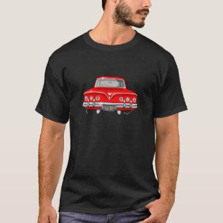 Camiseta 1961 vermelho Chevrolet