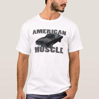 Camiseta 1968 músculo do americano do carregador r/t do