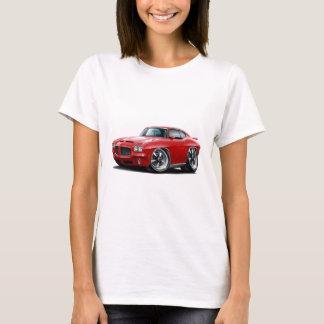 Camiseta 1971-72 carro do vermelho de GTO