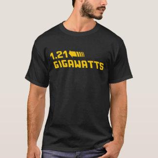Camiseta 1,21 Gigawatts de t-shirt