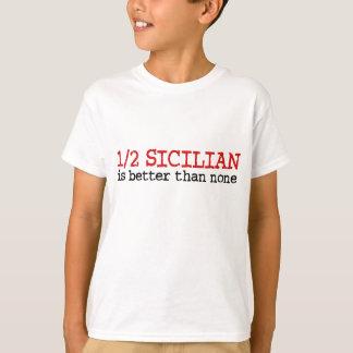 Camiseta 1/2 siciliano