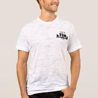 Camiseta 1 exercício do Gym de C CO personaliza destinos do