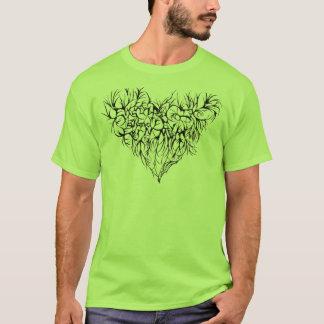 Camiseta (1) Peg (dominado) tragado