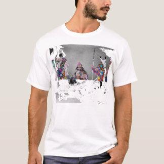 """Camiseta 1PEACE """"3samurai """""""
