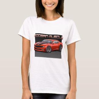 Camiseta 2010_Camaro_Orange