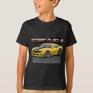 Camiseta 2010_Camaro_Yellow
