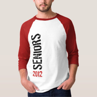 Camiseta 2012 mais velho