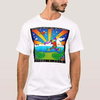 Camiseta 2012, não é a extremidade que é somente o começo