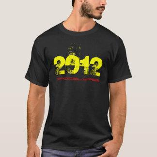 Camiseta 2012 t-shirt do apocalipse - Armageddon do dia do