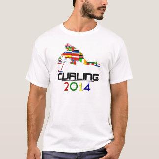 Camiseta 2014: Ondulação