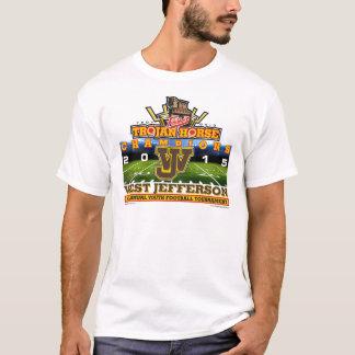 Camiseta 2015 Trojan Horse - Jefferson ocidental