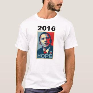 Camiseta 2016 de Obama