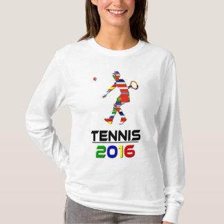 Camiseta 2016: Tênis