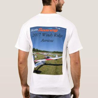 Camiseta 2017 Ridge ventoso Aerotow