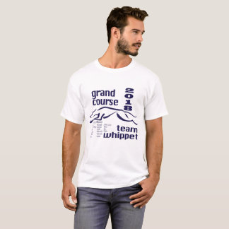Camiseta 2018 equipe Whippet