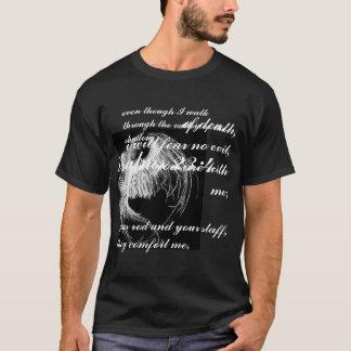 Camiseta 23:4 dos salmos