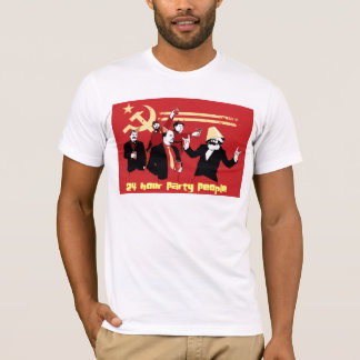 Camiseta 24 pessoas do partido da hora