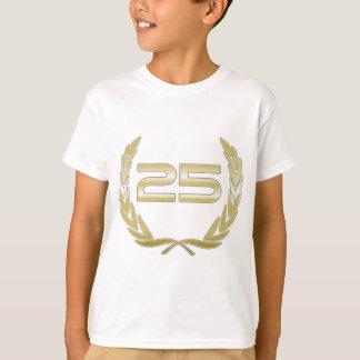 Camiseta 25 anos