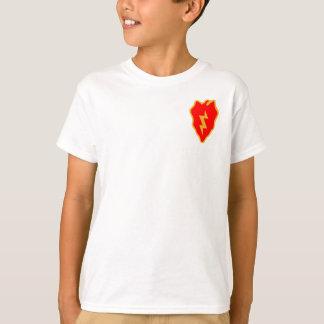 Camiseta 25o Divisão de infantaria