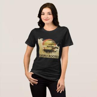 Camiseta 2,0 profundamente enraizados