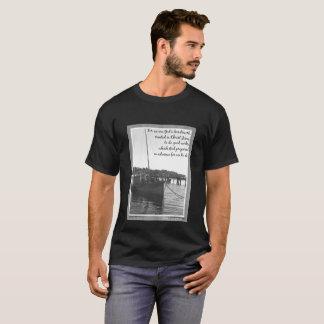 Camiseta 2:10 Ephesian dos trabalhos manuais do deus