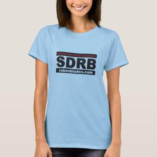 Camiseta _2 das senhoras do _de SDRB