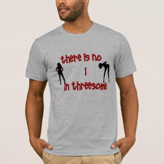 Camiseta 2. threessome
